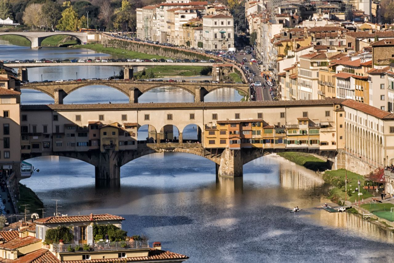 Mosty vo florencii