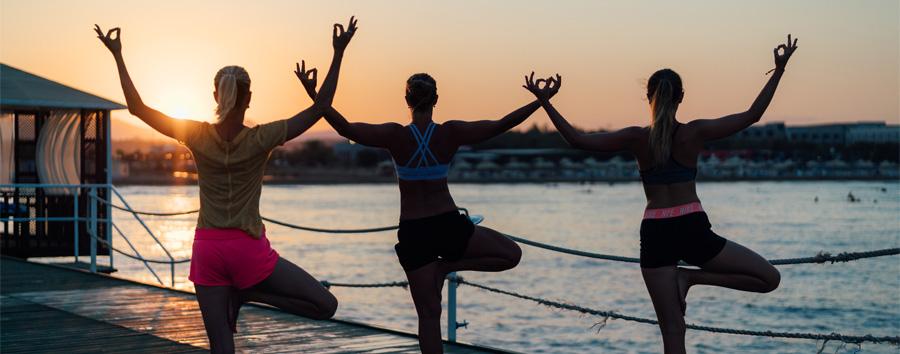 SATUR joga pobyty pri mori