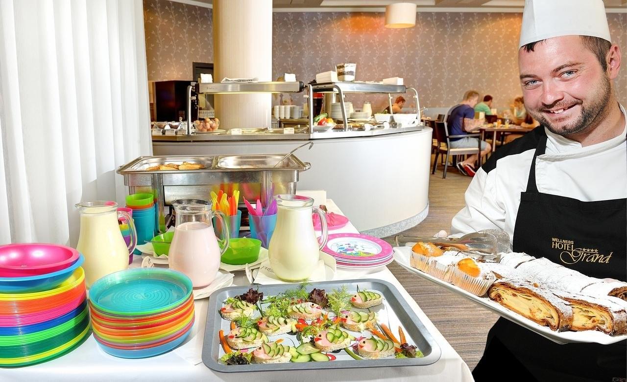 Kuchár hotela grand