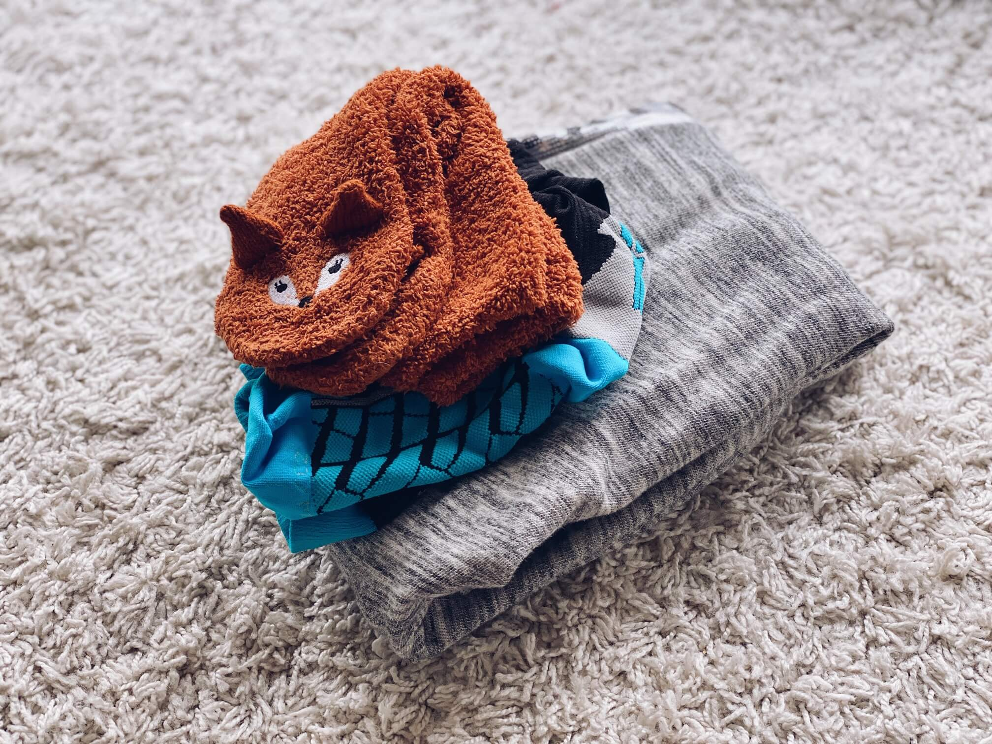 Tepláky, teplé ponožky a kompresné ponožky