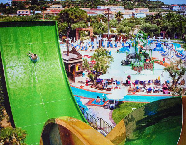 Aquapark Tsilivi na Zakyntose