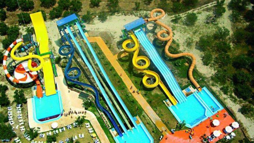 Aquapark Zante na Zakyntose
