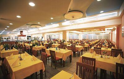 Reštaurácia v hoteli Dražica