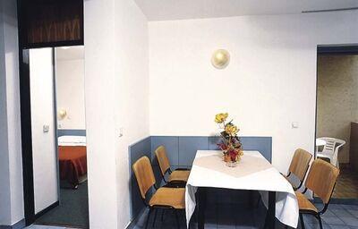 Ubytovanie v apartmánoch Croatia