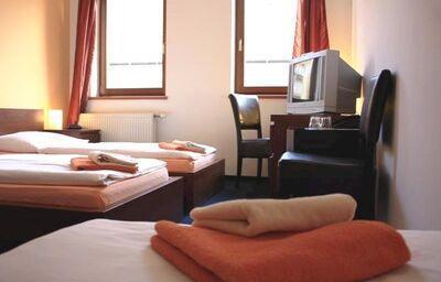 Ubytovanie v hoteli Premier