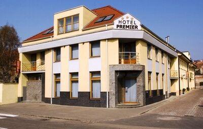 Pohľad na hotel Premier