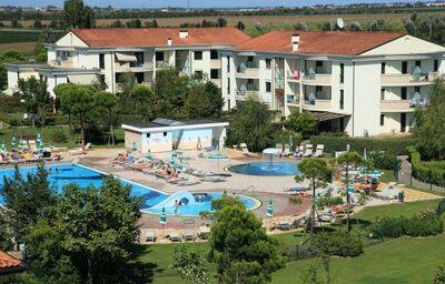 Pohľad na apartmány Giardini di Altea