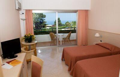 Hotel Labranda Rocca Nettuno Tropea, Kalábria, izba