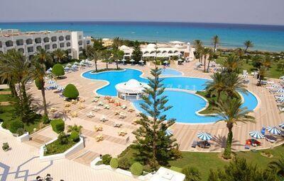 Hotel Mahdia Palace Thalasso s bazénom