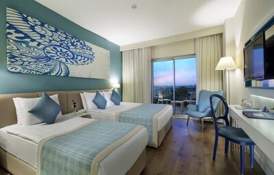 Štandardná izby, hotel Seashell Resort & Spa