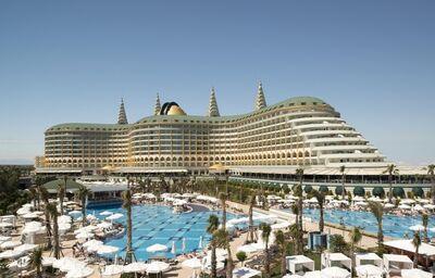 Hotel Delphin Imperial, Lara, areál