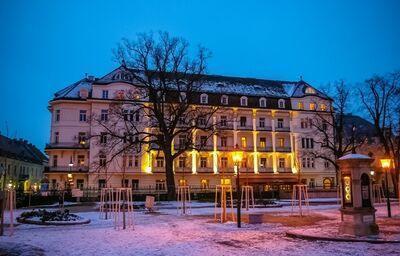 Adventný Baden, poznávací zájazd, Rakúsko