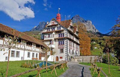 Majestátny domov Schwyz City