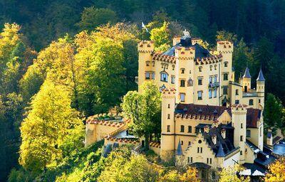 Hohenschwangau, Nemecko