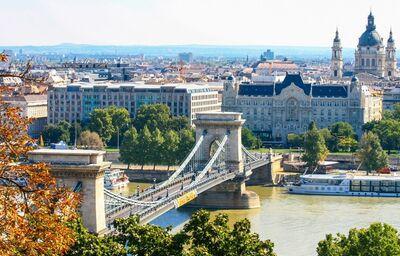 Reťazový most v Budapešti