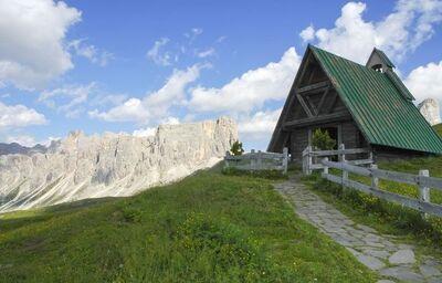 Passo Gaiu, Dolomity, poznávací zájazd, Taliansko