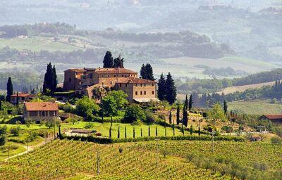 Toskánska architektúra, poznávací zájazd, Taliansko