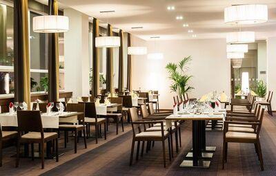 Reštaurácia v hoteli Congress Hotel Centrum