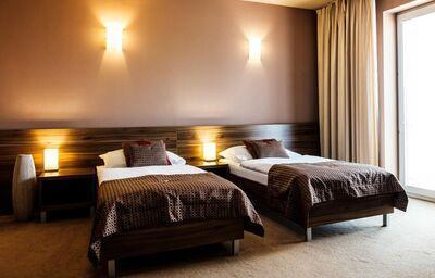 Dvojlôžková izba v hoteli Comfort