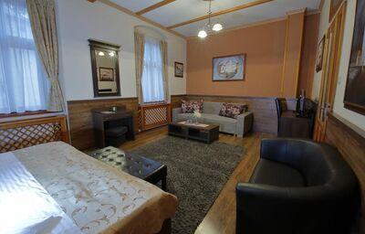 Príjemné ubytovanie v hoteli Kúria
