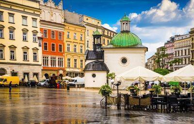 Kostol sv.Vojtecha na Hlavnom námestí, Krakov