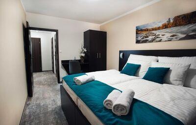 Izba v hoteli Crystal