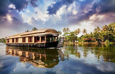 Plavba po oblastiach backwaters