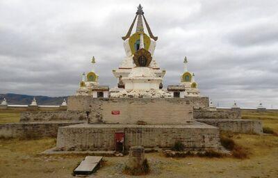 Kláštor Erdenedzú