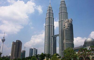 Budova Petronas Towers