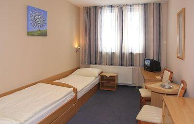 Dvojlôžková izba v horskom hoteli Remata
