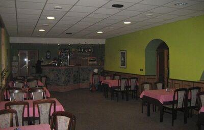 Jedáleň a bar v hoteli Skalka