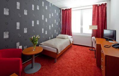 Jednolôžková izba v hoteli Limba