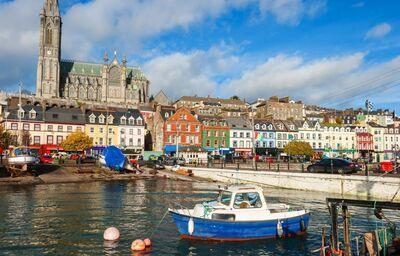 Prístav-Irsko