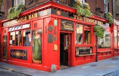 Temple bar V Dubline