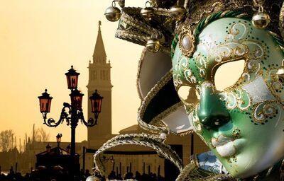 Karneval v Benátkach, poznávací zájazd, Taliansko