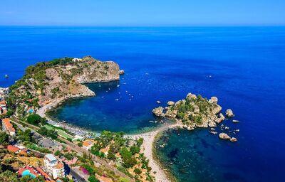 Sicília, poznávací zájazd, Taliansko