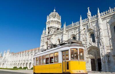 Kláštor Hieronymov, Lisabon, poznávací zájazd, Portugalsko