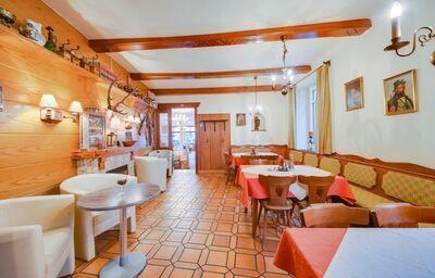 Reštauracia, hotel Himmelreich, Mariazell