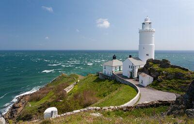 Maják-Devon a Cornwall