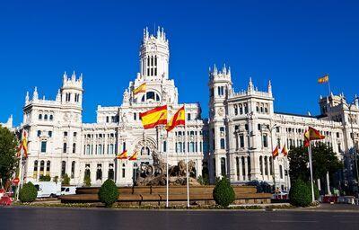 Kráľovský palác, Madrid, poznávací zájazd, Španielsko