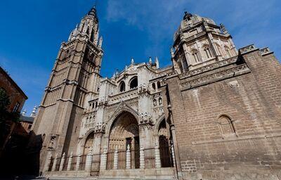 Katerdála, Toledo, poznávací zájazd, Španielsko