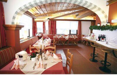 Reštaurácia,  hotel Kärnten, Nassfeld-Sonnalpe
