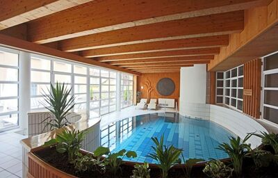 Bazén, Aktiv hotel Weisser Hirsch, Mariazell