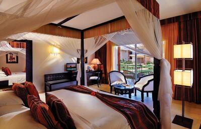 Izba v hoteli Dream of Zanzibar