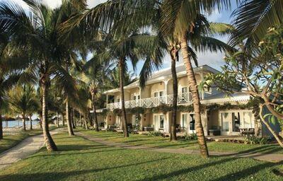 Pohľad na hotel Sugar Beach