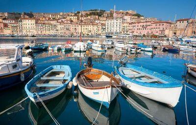Portoferraio, Elba, Elba Napolenov ostrov, poznávací zájazd, Taliansko