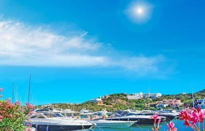 Porto Cervo, Sardínia s pobytom pri mori, poznávací zájazd, Taliansko