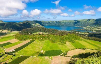 Sete Cidades, Azorské ostrovy, Portugalsko, poznávací zájazd
