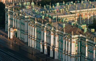 Zimny palác, Petrohrad, poznávací zájazd, Rusko