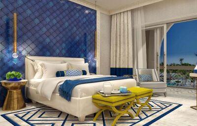 Izba v hoteli Rixos Saadiyat Island Abu Dhabi